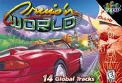 Cruis'n World (USA) Box Scan